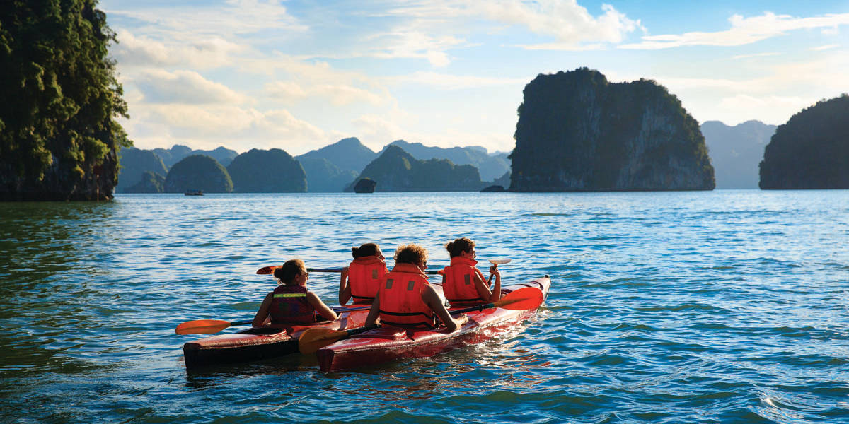 maya cruise halong 2 days 1 night